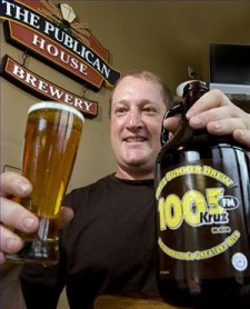 Publican House owner John Conquer (photo: Peterborough Examiner)